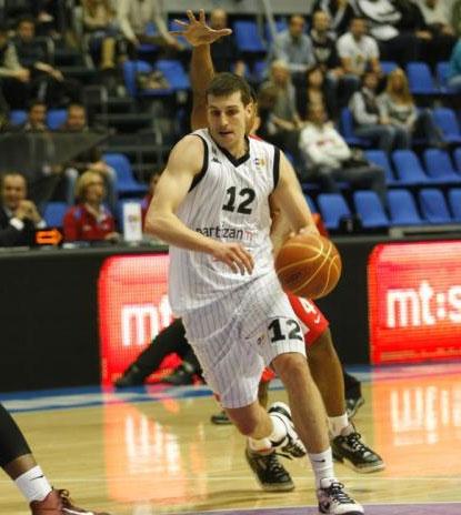 KK Partizan, LED ekrani