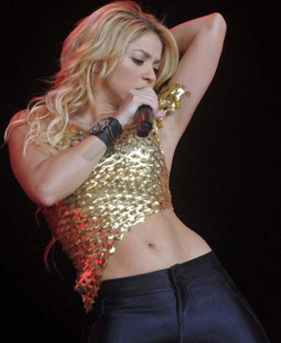 "Shakira ""protresla"" BG arenu"