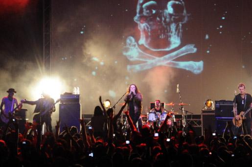 The CULT koncert u Beogradskoj areni