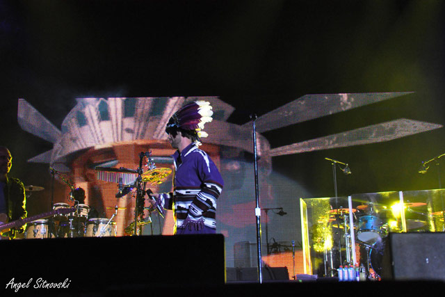 Jamiroquai koncert u Skoplju