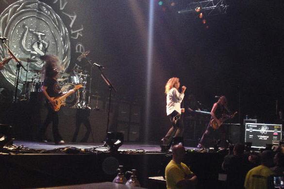 Whitesnake & Judas Priest koncert u Beogradskoj arena