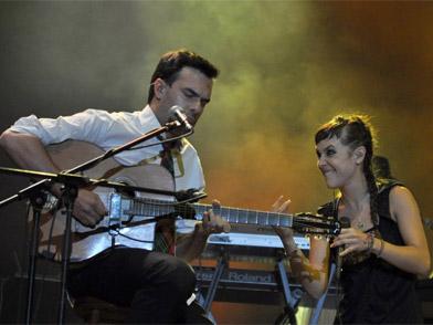 ZAZ - Koncert na Petrovaradinskoj tvrdjavi
