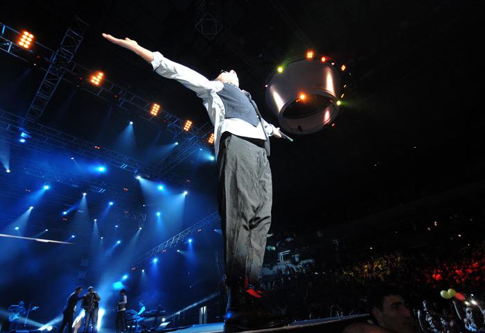Dino Merlin ponovo u Beogradu