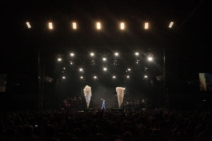 Zdravko Čolić prednovogodišnji koncert na Spensu