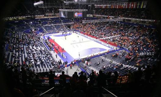 Studio Berar je pružio tehničku podršku za organizaciju Evropskog rukometnog prvenstva 2012.