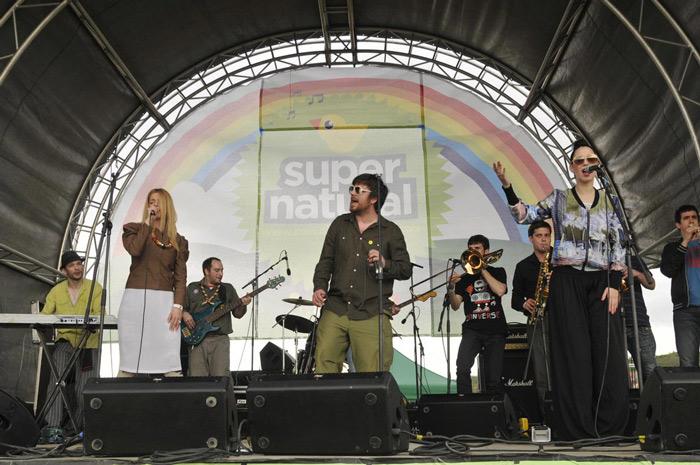 Supernatural festival 22.04.2012. Ada Huja