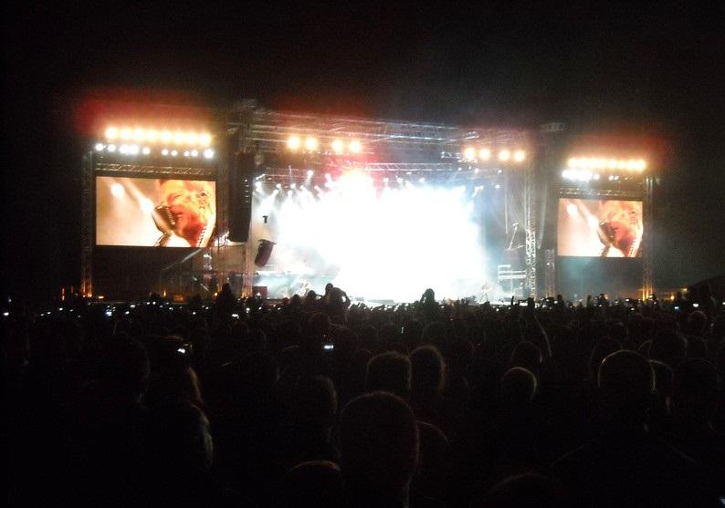 Metallica na Ušću