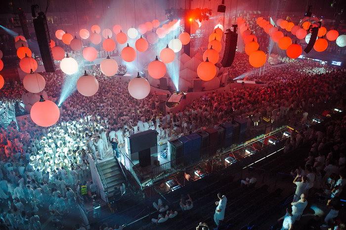 Sensation Innerspace u Beogradu