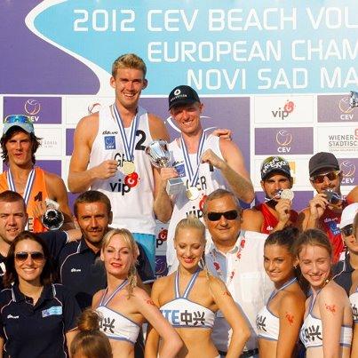 Novi Sad Masters 2012 – Evropski turnir u odbojci na pesku