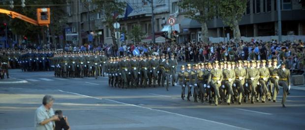 Svečana promocija kadeta Vojske Srbije u oficire