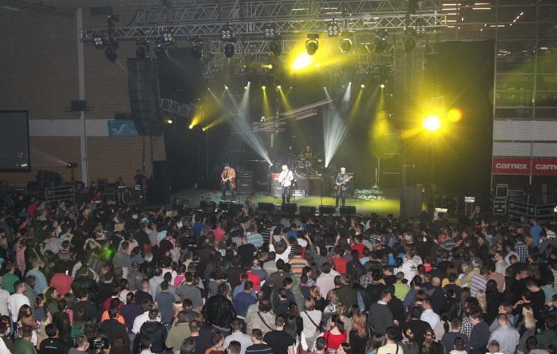 YU Grupa - rođendanski koncert na Spensu