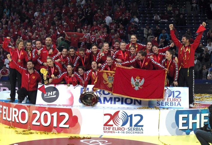 Evropsko prvenstvo u rukometu za žene 2012